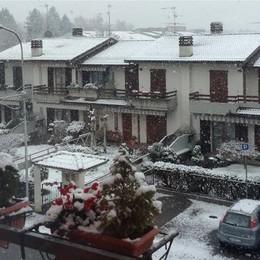 Neve a Treviolo foto di Micaela