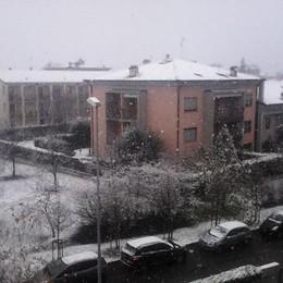 Neve a Boccaleone foto di Paolo Michele