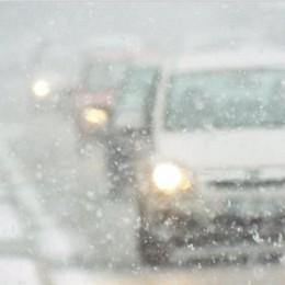 Neve a Mozzo foto di Mozzonews