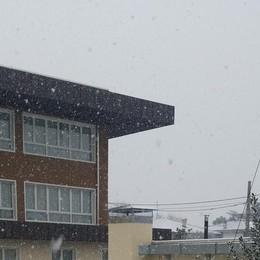 Neve a Verdello foto di Annalisa