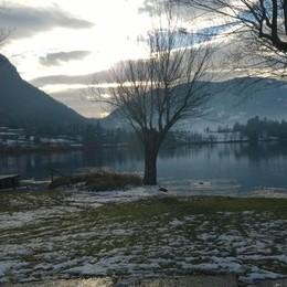 Il lago d'Endine di Fulvio Locatelli