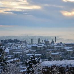 Panorama da San Vigilio di Bruno Ferri