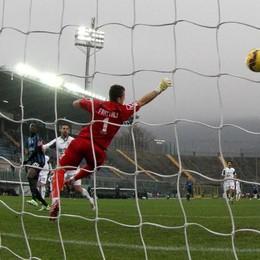 Il secondo gol segnato da Boakye