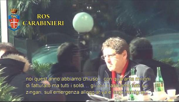 Mafia: Boldrini, totale sdegno per Roma