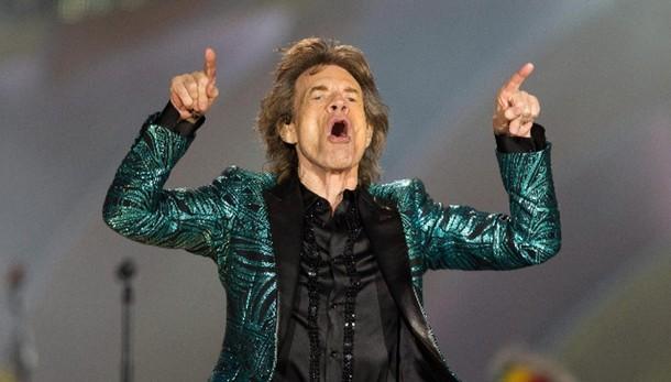 Scorsese e Jagger, serie tv su fine rock