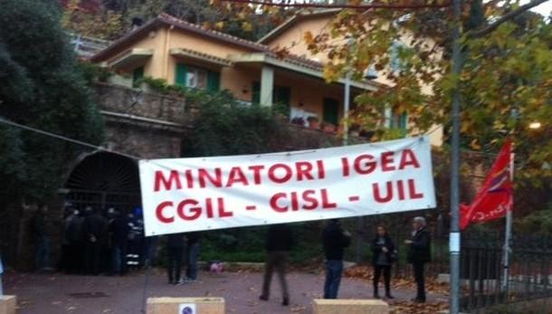 Sulcis:ok legge per pagare stipendi Igea