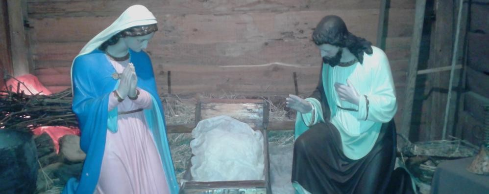 Presepi, statue nel mirino dei ladri Furti a Villa d'Adda e Palazzago