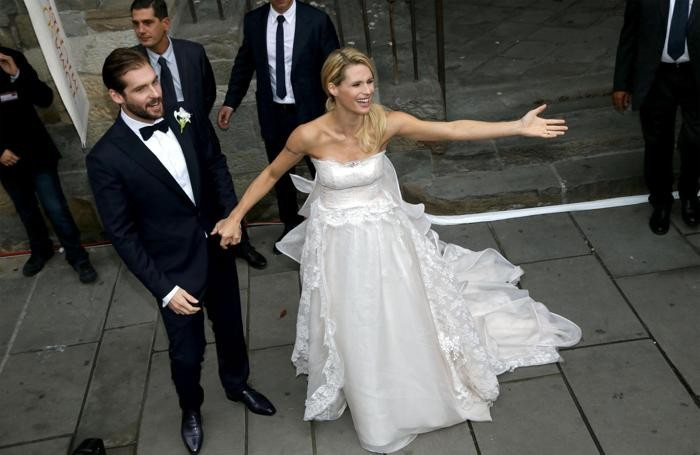 Il matrimonio in Città Alta