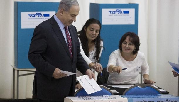 Elezioni Israele, primarie nel Likud