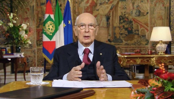 Napolitano, incisivo inizio riforma
