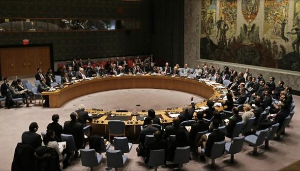 Onu, bocciata risoluzione su Palestina