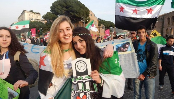 Su Youtube video ragazze rapite in Siria