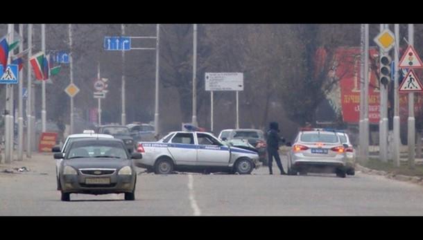 Cecenia, dieci i poliziotti uccisi