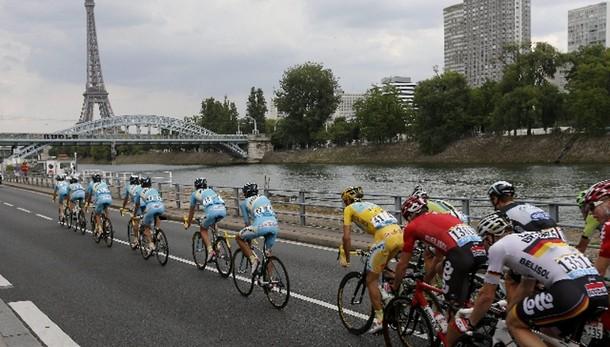 Ciclismo:Tour a rischio per Nibali e Aru