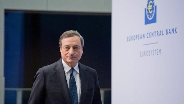 Draghi,per Qe non serve voto unanime Bce
