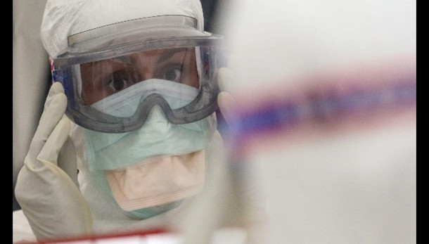 Ebola:tornata febbre a medico Emergency