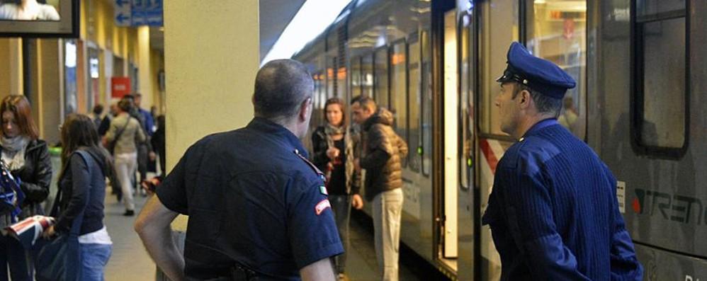Forze dell'ordine gratis su bus e treni Dal Pirellone 6,1 milioni per la sicurezza