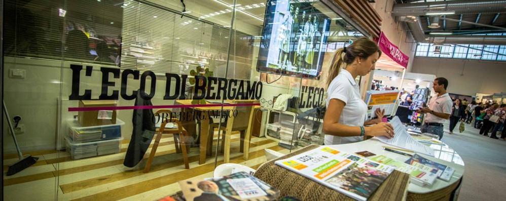 Giochi, quiz e tanti premi L'Eco café ancora più ricco di idee