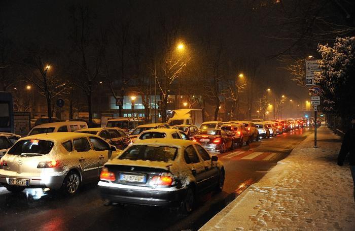 Neve a Bergamo: la prima potremmo vederla mercoledì prossimo