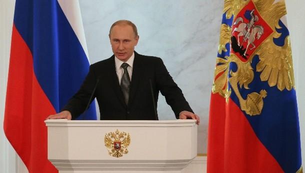 Putin, Ucraina é solo alibi per sanzioni