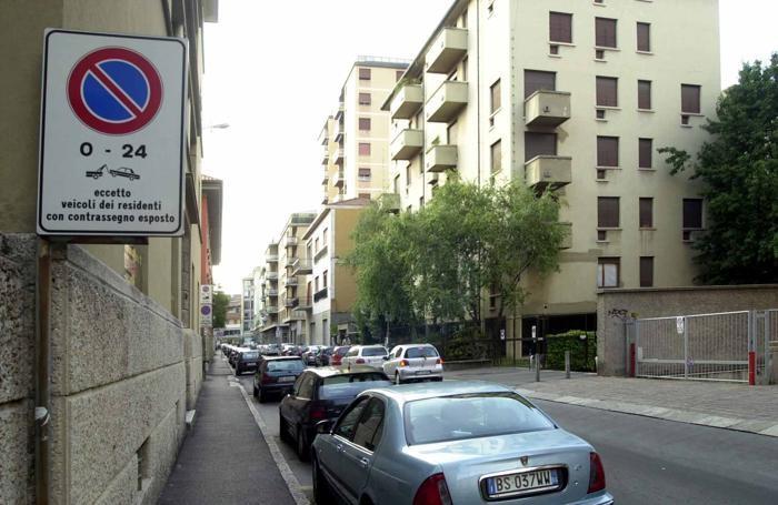 Parcheggi per residenti