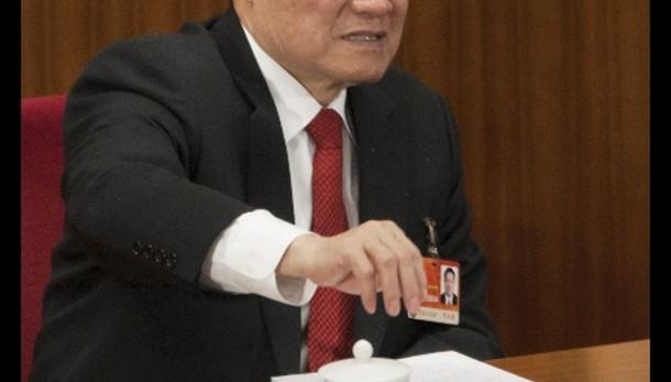 Cina: arrestato l'ex zar della sicurezza