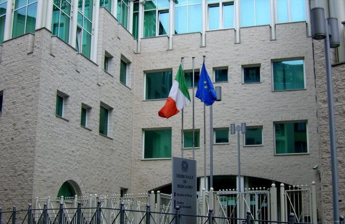 Il Tribunale di via Borfuro