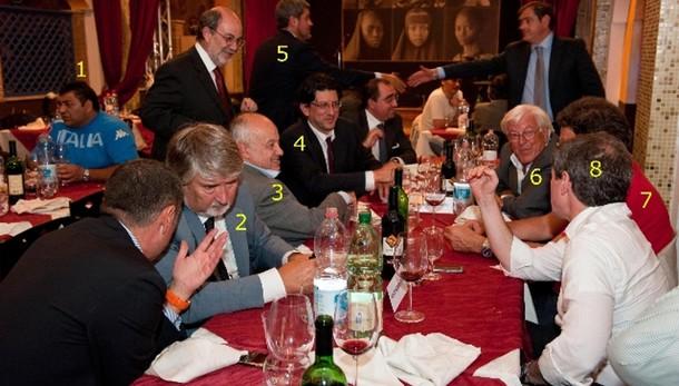Poletti: Renzi, una foto non è tangente