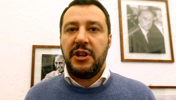 Salvini, a Roma serve un sindaco Lega
