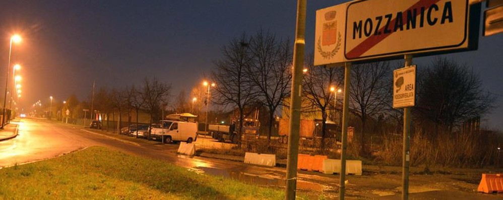 Sequestrato e lasciato a Mozzanica Rubata merce da un tir per 550 mila€
