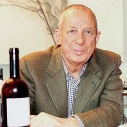 Bergamo ricorda Luigi Veronelli  In via Bono inaugurata una piazza