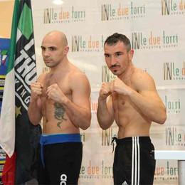 Grande boxe sabato a Bergamo  Torna sul ring anche Luca Messi