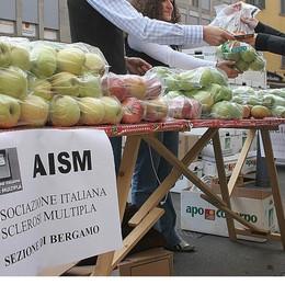 La Settimana nazionale dei lasciti  Anche a Bergamo l'Aism in campo