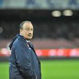 Napoli, Benitez: «Basta errori  Non possiamo più sbagliare»