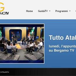 Tutto Atalanta diretta stadio  domenica su Bergamo Tv