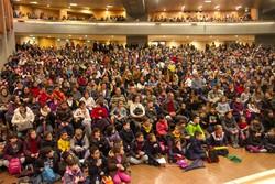 Il Seminario gremito con 3 mila ragazzi