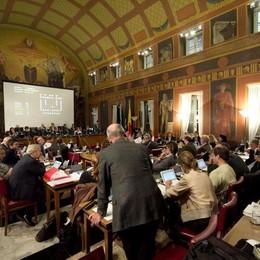 Il Consiglio comunale di Bergamo  Segui qui la diretta in streaming