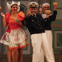 Operetta, ultimo atto al Donizetti  In scena «Il paese dei campanelli»