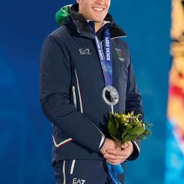 Armani sceglie Martinengo  «La Rocca» veste gli Azzurri