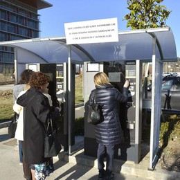 Parcheggio ospedale: 8 ore, 9,20 euro  Al Niguarda 2,60 € per tutto il giorno