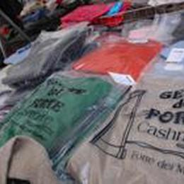 «Il Mercato del Forte»  il 16 in piazzale Alpini