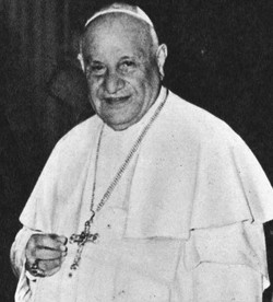 Medaglie e annulli per Papa Giovanni