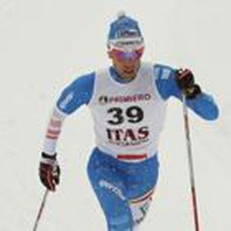 Olimpiade, Fabio Pasini 48°  È un addio anche  alla staffetta