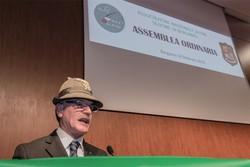 Carlo Macalli, presidente sezionale