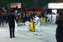 Gianluca Corsini (dx) in azione