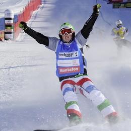 Sochi: finale sfortunata per Moioli  Sfiora il bronzo, cade, finisce sesta