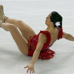 Sochi, Nicole cade due volte  Il sogno si spezza sul ghiaccio