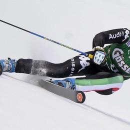 Sochi, 1ª manche del gigante  Nadia Fanchini è terza