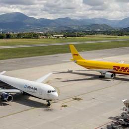 Piccinelli e «Destinazione Italia»   «Salviamo l'aeroporto di Orio»