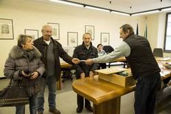 Seggi elettorali del referendum    a Borgo di Terzo